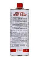 Litokol LITOCARE STONE GLOSSY 1л - Защитная пропитка с «мокрым» эффектом для мрамора и гранита