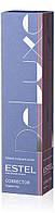 Профессиональная краска-уход для волос Estel De Luxe Corrector