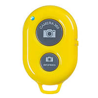 Пульт на телефон SUNROZ для дистанционного управления камерой Желтый (SUN1001)