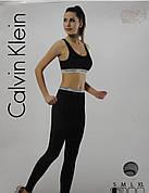 Женский набор двойка топ + лосины Calvin Klein