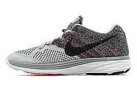 Nike Flyknit Lunar 3 Grey , фото 1