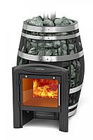 Термофор САЯНЫ VITRA XXL 2015 - Дровяная банная печь-сетка (12-24 м. куб., 187 кг камней)