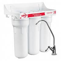 Потрійний фільтр для води Filter 1 FHV-300 - система доочистки водопровідної води (FMV3F1)