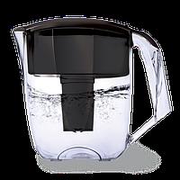 Фільтр-глечик для очищення води Наша Вода Solo Чорний - загальний об'єм 5 л ( FMVSOLOBK )