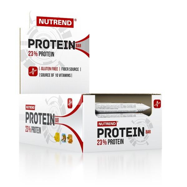 Протеиновые батончики Nutrend Protein bar 24х55g