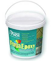 Полипласт FUGA EPOXY - Эластичный водостойкий высокопрочный цветной шов на эпоксидной основе 1 кг