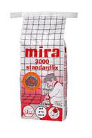 Мira 3000 standardfix (C1T) - тандартный клей для плитки.  C1T Серый 25 кг