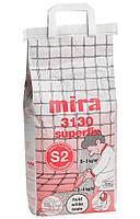 Mira 3130 superfix - Високоеластичний высокоадгезивный клей для плитки. C2TE S2 Білий 5 кг