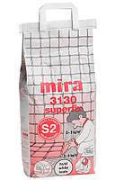Копия Mira 3130 superfix  - Высокоэластичный высокоадгезивный клей для плитки. C2TE S2 Белый 15 кг