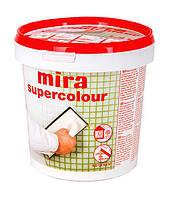 Mira supercolour  - Раствор для заполнения швов керамики и натурального камня. CG2 W A 1,2 кг Цвета в описании
