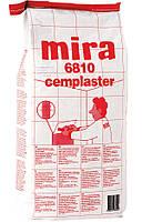 Mira 6810 cemplaster - Влагостойкая штукатурка. GP , 25 кг