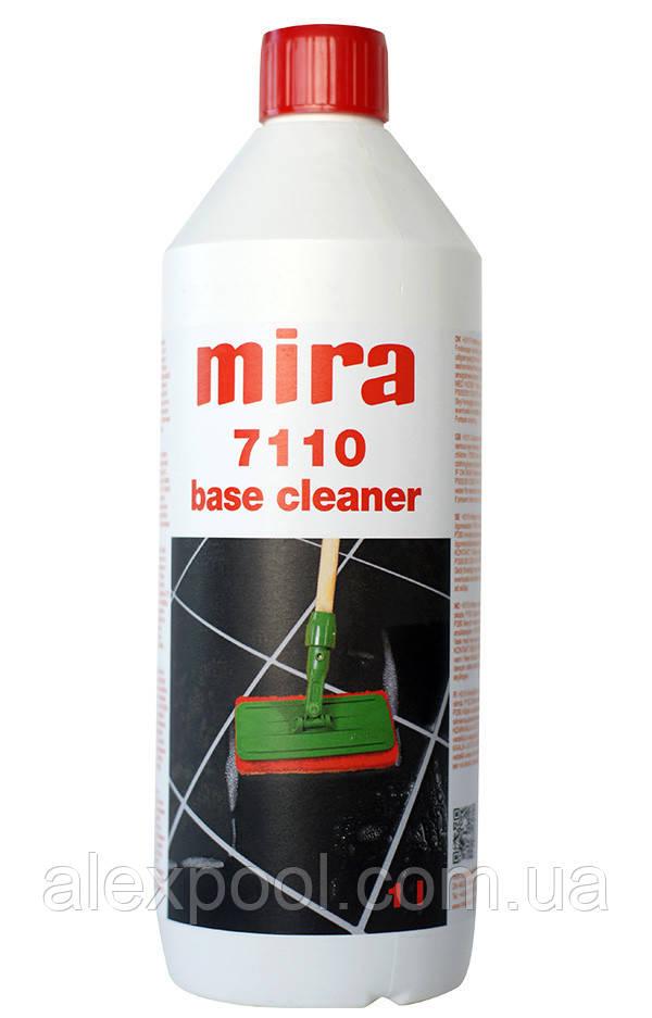 Mira 7110 base cleaner - Щелочное моющее средство. , 1 л