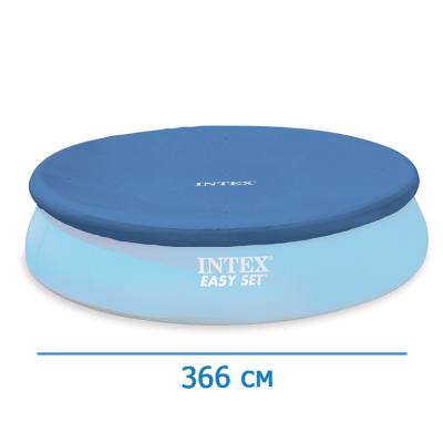 Чехол-тент Intex 28022 для бассейна 366 см  наливного круглого