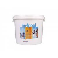 Химия для бассейна Melpool (Melspring) pH minus 7 кг -  средство для понижения pH, гранулят