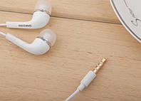 Наушники Гарнитура Samsung с пультом микрофоном
