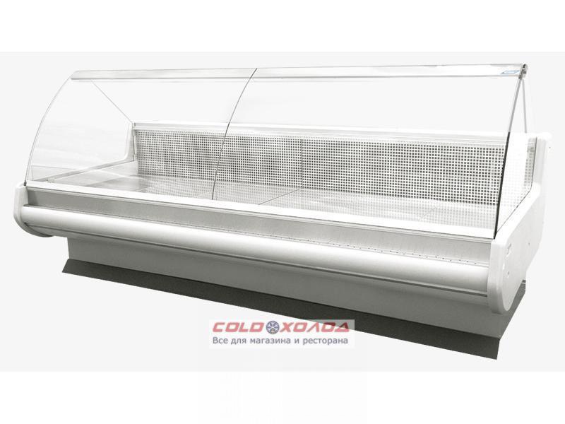 Витрина холодильная Cold W 12 PSU / PSU-k (D)