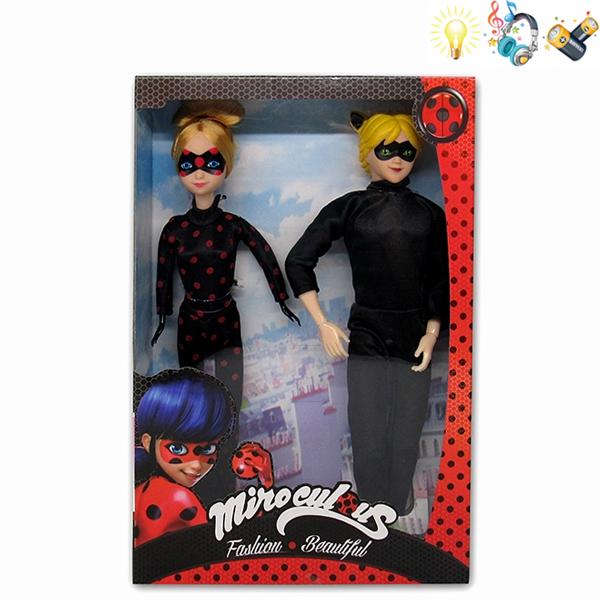 Куклы Леди Баг и Супер Кот