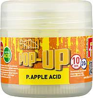 Бойлы Brain Pop-Up F1 P.Apple Acid (ананас) 12 mm 15 g