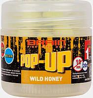 Бойлы Brain Pop-Up F1 Wild Honey (мёд) 10 mm 20 g