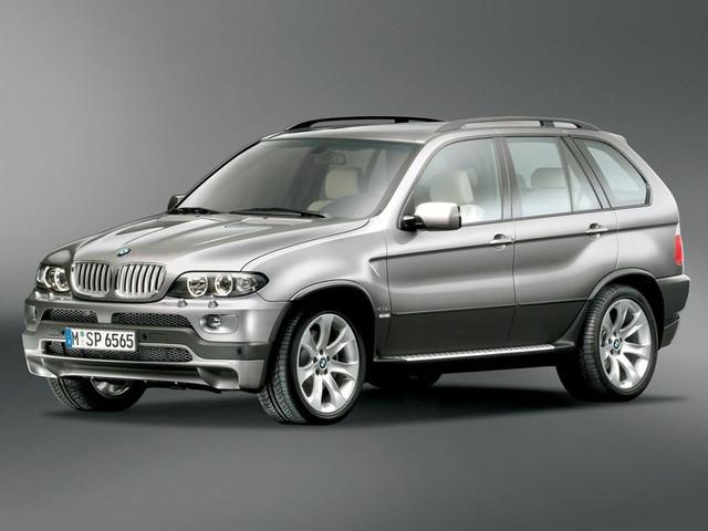 BMW X 5 (E53) (05.2000-2007)
