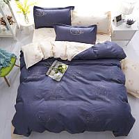 Детский полуторный комплект постельного белья Blue Ocean  Berni