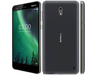 Силиконовый чехол 0,33 мм для Nokia 2 прозрачный
