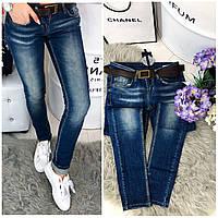 1359-481 Angelina Mara (25,27,28,29,30, 5 ед.) джинсы женские весенние стрейчевые, фото 1