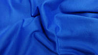 Французский трикотаж синий