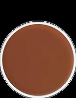 Коричневый аквагрим AQUACOLOR 4 мл (оттенок 014)