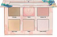 Палетка для макияжа Ruby Rose Cheek Play Hightlight Contour Blush HB-7502