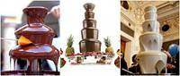 Шоколад для шоколадных фонтанов молочный (1кг)