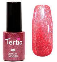 Гель-лак Tertio, 10 мл, №51 розовый с микроблеском