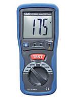 Вимірювач опору петлі фаза-нуль і струму короткого замикання  CEM DT-5301