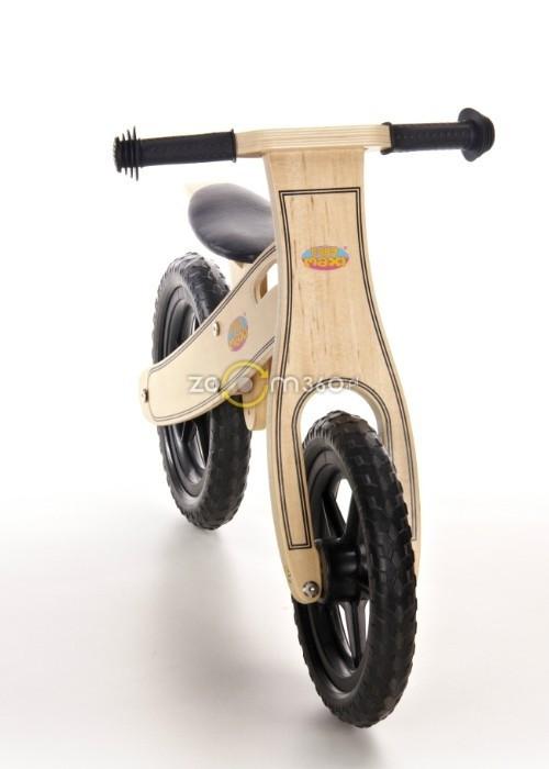 Велосипед на колёсах Eva чёрный