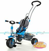 Трёхколёсный велосипед Milly Milly синий
