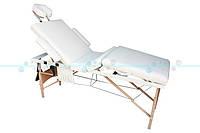 Массажная кровать - 4 секционная