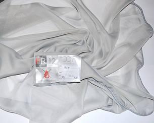 Шифон Негорючий Air FR висота 300см з обважнювачем Німеччина Сертифікат, фото 2