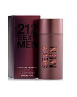 Мужская туалетная вода Carolina Herrera 212 Sexy Men (Каролина Хирерра 212 Секси Мэн) (Лицензия Люкс) (Реплика)