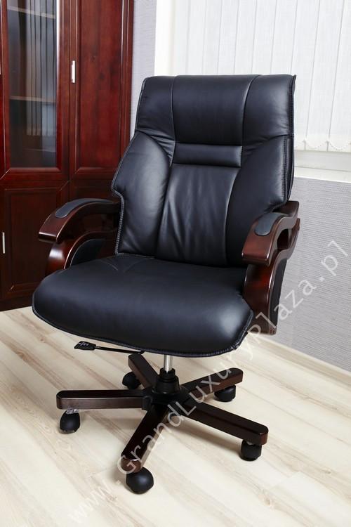 Кресло руководителя - MANAGER чёрный
