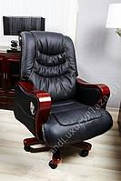 Кресло руководителя - relaks PRESIDENT чёрный