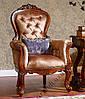 Кресло руководителя - 37B, seria BRUNO SALETTI