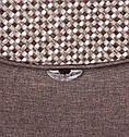 Коляска 2 в 1 Adamex Avila Eco 633K коричневый-коричневое плетение, фото 5