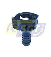 Колпак для крепления аппликатора под КАС (d19 mm) на форсунку опрыскивателя, фото 1