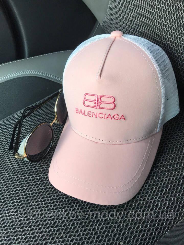 Кепка Balenciaga с логотипом