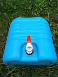Рукомойник 15 л. с краном (пластиковый), фото 4