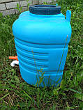 Рукомойник 15 л. с краном (пластиковый), фото 5