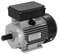 Электродвигатель однофазный 0,75 кВт 3000 об/мин
