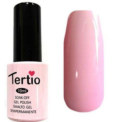 cd7798b9c Гель-лак Tertio, 10 мл, №97 бледная нежно-розовая эмаль: продажа ...