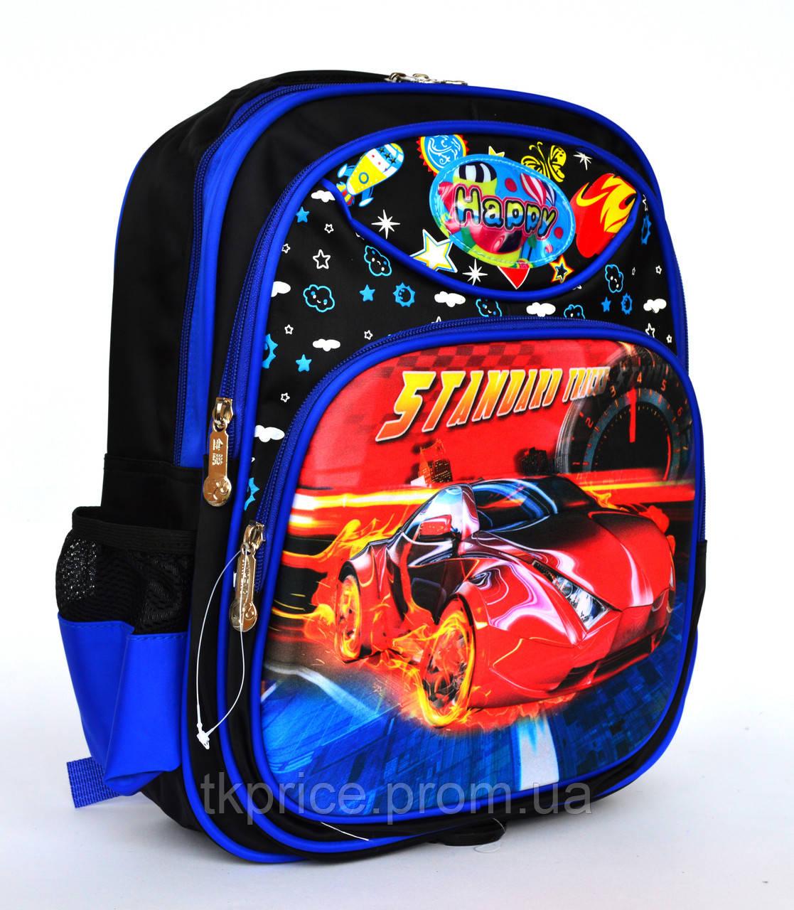 53c1af2a22a3 Школьный рюкзак с ортопедической спинкой и с 3Д рисунком - Интернет-магазин
