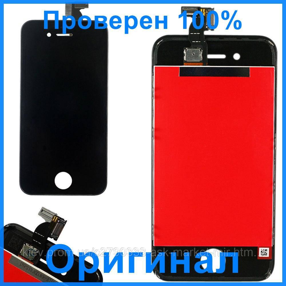Дисплей Apple iPhone 4S | Оригинал | Черный